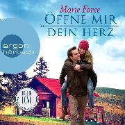 Cover-Bild zu Öffne mir dein Herz - Lost in Love - Die Green-Mountain-Serie 6 (Ungekürzte Lesung) (Audio Download) von Force, Marie