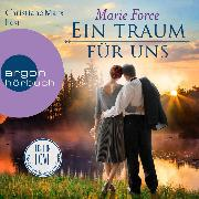 Cover-Bild zu Ein Traum für uns - Lost in Love - Die Green-Mointain-Serie, (Ungekürzte Lesung) (Audio Download) von Force, Marie