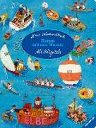 Cover-Bild zu Mitgutsch, Ali (Illustr.): Mein Wimmelbuch: Komm mit ans Wasser