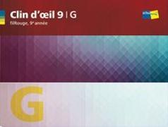 Cover-Bild zu Clin d'oil 9. Niveau G. filRouge - Kommentar für Lehrpersonen von Autorinnen- und Autorenteam