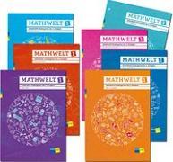 Cover-Bild zu MATHWELT 1. Arbeitshefte und Rätselheft. Set 2 von Autorinnen- und Autorenteam