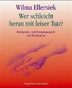 Cover-Bild zu Wer schleicht heran mit leiser Tatz? von Ellersiek, Wilma