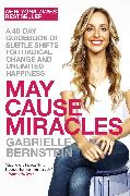 Cover-Bild zu May Cause Miracles (eBook) von Bernstein, Gabrielle