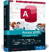 Cover-Bild zu Access 2019 von Langer, Wolfram