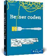 Cover-Bild zu Besser Coden von Post, Uwe