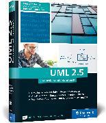 Cover-Bild zu UML 2.5 von Kecher, Christoph