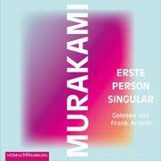 Cover-Bild zu Erste Person Singular