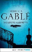 Cover-Bild zu Das letzte Allegretto (eBook) von Gablé, Rebecca
