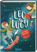 Cover-Bild zu Leo und Lucy: Die Sache mit dem dritten L von Elbs, Rebecca