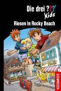 Cover-Bild zu Die drei ??? Kids, 86, Riesen in Rocky Beach