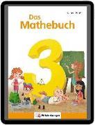 Cover-Bild zu Das Mathebuch 3 von Keller, Karl-Heinz (Hrsg.)