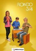 Cover-Bild zu RONDO 3/4 - Schülerbuch - Neuausgabe von Kist, Othmar
