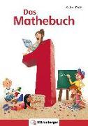 Cover-Bild zu Das Mathebuch 1 - Schülerbuch von Keller, Karl-Heinz (Hrsg.)
