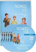 Cover-Bild zu Rondo 1/2 von Junge, Wolfgang