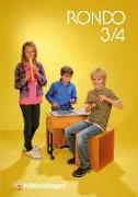 Cover-Bild zu RONDO 3/4 Schülerbuch. Ausgabe Bayern von Crämer, Christian