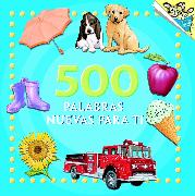 Cover-Bild zu 500 palabras nuevas para ti (500 Words to Grow On Spanish Edition)