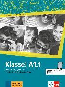 Cover-Bild zu Klasse! A1.1 von Fleer, Sarah