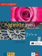 Cover-Bild zu Aspekte neu B2. Lehr- und Arbeitsbuch mit Audio-CD. Teil 2 von Koithan, Ute