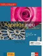 Cover-Bild zu Aspekte neu B2. Lehr- und Arbeitsbuch mit Audio-CD. Teil 1 von Koithan, Ute