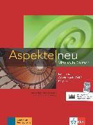 Cover-Bild zu Aspekte neu B1 plus. Mittelstufe Deutsch. Lehr- und Arbeitsbuch mit Audio-CD, Teil 2 von Koithan, Ute