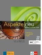 Cover-Bild zu Aspekte neu B1 plus. Arbeitsbuch mit Audio-CD von Koithan, Ute