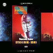 Cover-Bild zu Entscheidung Risiko - Raumschiff Promet - Von Stern zu Stern, Folge 10 (Ungekürzt) (Audio Download) von Busse, Vanessa