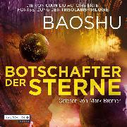 Cover-Bild zu Botschafter der Sterne (Audio Download) von Baoshu