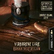 Cover-Bild zu Verlorene Ehre - Geschichte aus dem Powder-Mage-Universum (Ungekürzt) (Audio Download) von McClellan, Brian