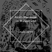 Cover-Bild zu Alice's Abenteuer im Wunderland (Audio Download) von Carroll, Lewis
