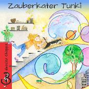 Cover-Bild zu Zauberkater Tunki (Audio Download) von Chiappo, Bettina