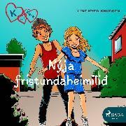Cover-Bild zu K fyrir Klara 8 - Nýja frístundaheimilið (Audio Download) von Knudsen, Line Kyed