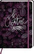Cover-Bild zu myNOTES Notizbuch A5: Be creative - notebook medium, dotted - für Träume, Pläne und Ideen / ideal als Bullet Journal oder Tagebuch