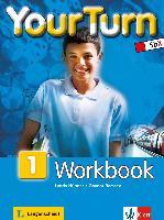 Cover-Bild zu Your Turn 1 - Workbook von Ramsey, Gaynor