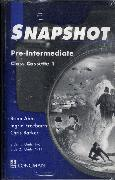 Cover-Bild zu Pre-Intermediate: Snapshot Pre-intermediate Set of 2 Cassettes - Snapshot von Abbs, Brian