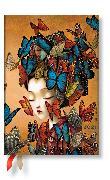 Cover-Bild zu 2021 Madame Butterfly Mini 12M. Horizontal Flexi
