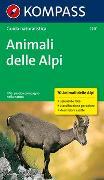 Cover-Bild zu Animali delle alpi von Jaitner, Christine