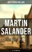 Cover-Bild zu Martin Salander (Historischer Roman) (eBook) von Keller, Gottfried