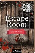 Cover-Bild zu Escape Room - Tod auf Raten. Ein Escape-Krimi-Spiel von Schumacher, Jens
