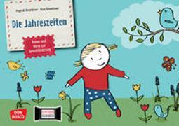 Cover-Bild zu Die Jahreszeiten. Kamishibai Bildkartenset von Gnettner, Ingrid