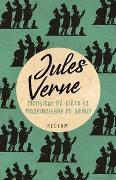Cover-Bild zu Monsieur Ré-Dièze et Mademoiselle Mi-Bémol von Verne, Jules