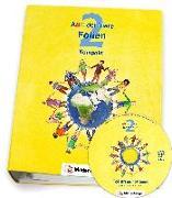 Cover-Bild zu ABC der Tiere 2 - Folien Lesebuch und Spracharbeitsheft Kompakt von Kuhn, Klaus