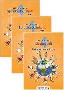 Cover-Bild zu ABC der Tiere 4 - Spracharbeitsheft Kompakt von Kuhn, Klaus