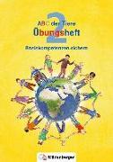Cover-Bild zu ABC der Tiere 2 - Übungsheft von Mrowka-Nienstedt, Kerstin