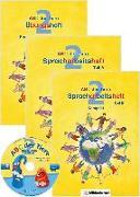 Cover-Bild zu ABC der Tiere 2 - Spracharbeitsheft Kompakt von Kuhn, Klaus