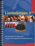 Cover-Bild zu Liederbogen 3 plus (Wiro-Bindung) von Hodel, Stephan (Hrsg.)