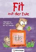 Cover-Bild zu Fit mit der Eule Grammatik 5./6. Schuljahr. Kopiervorlagen von Rehm, Angelika