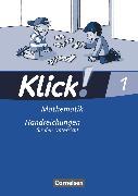 Cover-Bild zu Klick! Mathematik - Unterstufe, Alle Bundesländer - Förderschule, 1. Schuljahr, Handreichungen für den Unterricht von Burkhart, Silke