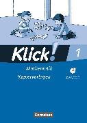 Cover-Bild zu Klick! Mathematik - Unterstufe, Alle Bundesländer - Förderschule, 1. Schuljahr, Kopiervorlagen mit CD-ROM von Burkhart, Silke