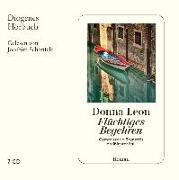 Cover-Bild zu Flüchtiges Begehren von Leon, Donna