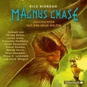 Cover-Bild zu Geschichten aus den neun Welten von Riordan, Rick